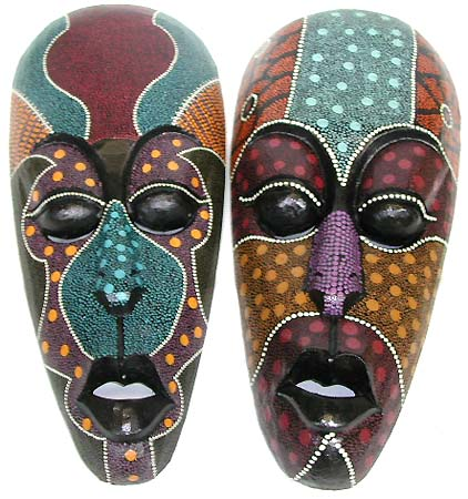indonesian mask group50ax