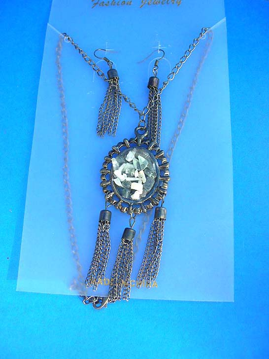 Vintage fashion jewelry set 02 for Decor jewelry