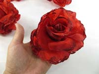 Glitter-rose-corsage-brooch-pin-ponytail-holder-02e