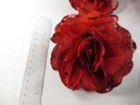 Glitter-rose-corsage-brooch-pin-ponytail-holder-02f