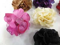 Glitter-rose-corsage-brooch-pin-ponytail-holder-mix-b