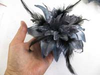 feather-glitter-flower-corsage-brooch-pin-ponytail-holder-05c