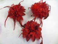 feather-glitter-flower-corsage-brooch-pin-ponytail-holder-10a
