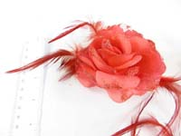 rose-feather-glitter-corsage-brooch-pin-ponytail-holder-05d