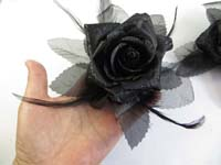 rose-feather-glitter-corsage-brooch-pin-ponytail-holder-11c