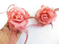 rose-feather-glitter-corsage-brooch-pin-ponytail-holder-12c
