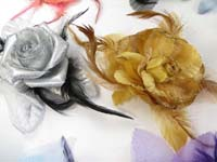 rose-feather-glitter-corsage-brooch-pin-ponytail-holder-mix-color-b