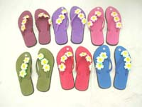 rubber-sandal-20a-three-flower