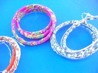 fabric-wrapped-bangle-bracelets-1f