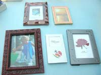 Memory gift assorted picture frame