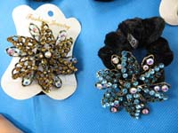 rhinestone-hair-tie-ponytail-holder-scrunchie-40r