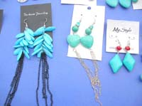 turquoise-earrings-mix-101e