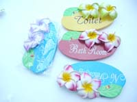 foam-plumeria-wooden-sign-1a