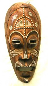 indonesian-mask-group, Indonesian Arts & Handicrafts, buy bulk wholesale