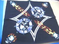 Fashion skull bandana