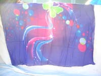 polyester-colorful-printing-scarf-638o-dolphin-sunburst-butterfly