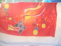 polyester-colorful-printing-scarf-638t-dolphin-sunburst-butterfly