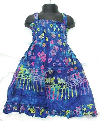 Shopping online for kids dress, scretch top baby or toddler