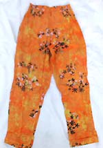 Wholesale pants, summer lady's long pants wholesaler distributor